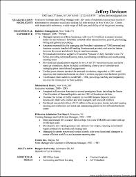 Office Administrator Resume Examples 19 Sample