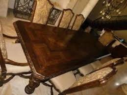 Image Is Loading 35 000 LUXURY MARGE CARSON SEGOVIA DINING TABLE