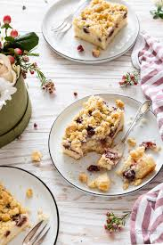 kirsch streuselkuchen blechkuchen aus rührteig cookie und co