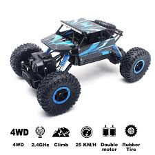 Cheerwing 4WD Off Road RC Monster Truck 1:18 Rock Crawler ... Webby Remote Controlled Rock Crawler Monster Truck Blue Buy Amazoncom Ford F150 Svt Raptor 114 Rtr Rc Colors New Bright Ff Jam Bursts Grave Digger 112 24g 2wd Alloy High Speed Control Off 124 Scale Maxd Walmartcom Electric Redcat Volcano18 V2 118 Mons Rc Trucks Suppliers And Manufacturers At Big Hummer H2 Wmp3ipod Hookup Engine Sounds Shop 4wd Triband Offroad C2035 Cars 30mph Control Brushed Gizmo Toy Ibot Road Racing Car Monster Truck Toys Array