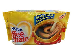 Nestle Coffee Mate Creamer 50 Sachets X 5 G