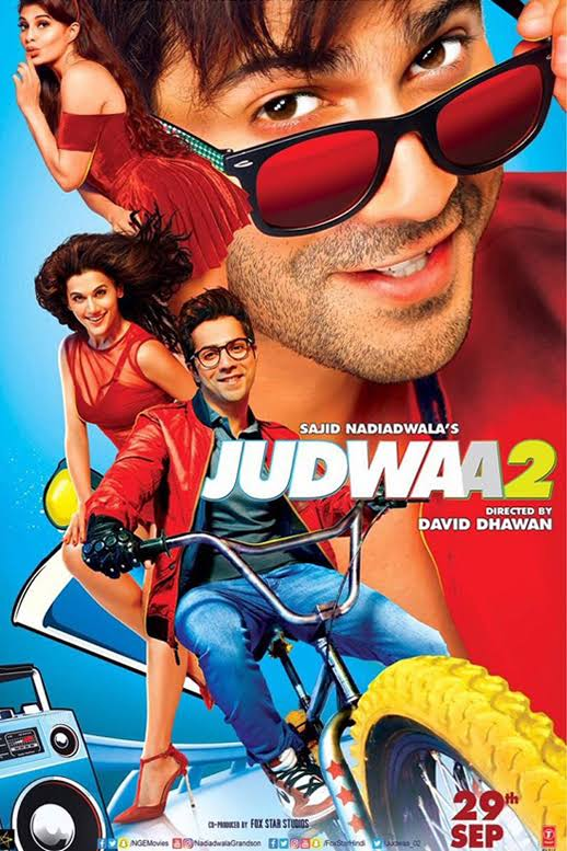 Judwaa 2 2017 Hindi Movie Free Download 720p BluRay