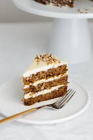 This Gluten Free Carrot Cake Which Is Also Paleo A Rustic Naked