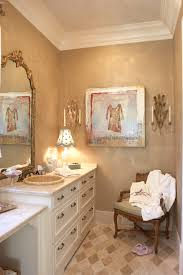 Wall Painting Ideas Texture Bathroom Traditional With Faux Finish Beige Art