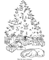 Christmas Tree Books For Kindergarten by Kindergarten Christmas Coloring Pages Kids Coloring
