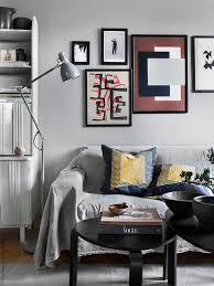 ikea möbler inredning och inspiration wohnzimmermöbel