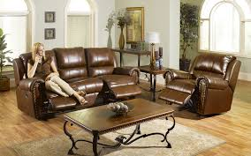 Brown Leather Couch Living Room Ideas by Extraordinary 20 Living Room Decorating Ideas With Brown Leather