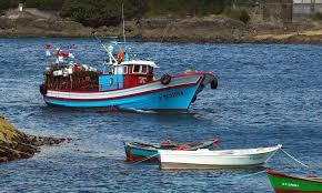 Barcos De Pesca Astilleros En Galicia