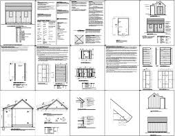shed plans vip10 x 16 shed plans shelves offer perfect garage