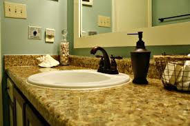 Oil Rubbed Bronze Faucets by Remodeling Traditional Style Interior With Faux Granite Painted
