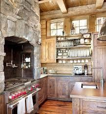 Log Cabin Kitchen Decorating Ideas by 351 Best Lodge Style Kitchens U0026 Baths Images On Pinterest Bath