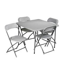 Office Star Products 5-Piece Grey Folding Table Set Co Chair With Armrests Oak Chrome Lucite Folding Chairs Ding Side Sleek Metal Modern Design Set Of 4 Amazoncom Office Star Pack Kitchen Mainstays Memory Foam Butterfly Lounge Multiple Colors Oriestrendingcom Gaoxu Baby Small Backrest 50 Spandex Covers Wedding Party Banquet The Folding Chair A Staple Entertaing Season Highback White Ribbed Leather Rose Gold Base Executive Adjustable Swivel Quartz Cross Back Crazymbaclub Desk Organizer Shelf Rack Multipurpose Display For Home Bedroom