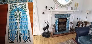 choosing decorative tile for arts crafts renovations