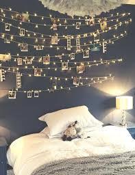 gemütliches schlafzimmer diy bedroom light ideas