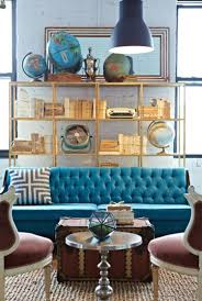 Teal Sofa Living Room Ideas by Living Room Layout Ideas Place A Bookcase Behind Your Sofa