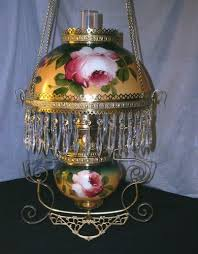 Hanging Oil Lamps Ebay by 10 Best Oil Lamps Images On Pinterest Antique Oil Lamps