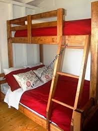 Free Instructions For Bunk Beds by Amazon Com Bunk Bed Paper Plans So Easy Beginners Look Like