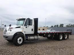 100 Trucks For Sale In Illinois 2019 Ternational DuraStar 4400 Flatbed Truck 13640