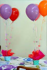 Homes Rhcoriverbasinorg Simple Birthday Decoration Ideas At Home With Balloons Balloon Party