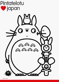 Pin By Tiffany On Totoro Totoro Coloring Pages Coloring Pages