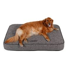 Drs Foster And Smith Dog Beds by Doctors Foster Smith Personalized Quilted Super Deluxe Charcoal