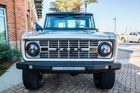 1967 Early Ford Bronco Half Cab For Sale | Velocity Restorations Lmc Truck Ford Broncos Youtube This Super Solid 1979 Bronco Stands Out From The Crowd Fordtruckscom Year Make And Model 196677 Hemmings Daily Is Fourdoor You Didnt Know Existed Denver With Tree Ornament Rc Monster Caseys Distributing 1981 The A Sport Utility Vehicle That 20 Price Specs Pictures Spied Release Test Mule Houston Classic Traxxas Trx4 Gear Patrol 1969 Used At Highline Classics Serving Wsonville Or