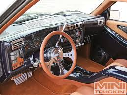 100 Truck Interior Parts 1995 Chevy S10 Custom Chevy S Mini In Magazine