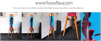 Mathmos Lava Lamp Nz by The History Of The Astro Lamp Crestworth Floor Standing Fab