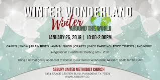 FREE Winter Wonderland Winter Around The World Asbury United