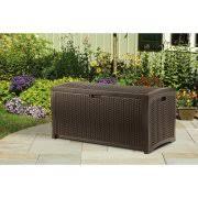 Suncast Resin Deck Box 50 Gallon by Suncast Deck Boxes
