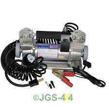 Air Compressor 12V Twin Piston Tyre Inflator Car Truck 4x4 - DA2392 ... Buy Now Giantz 320l 12v Air Compressor Tyre Deflator Inflator 4wd Dc Air For Horn Car Truck Auto Vehicle Electric Heavy Duty Portable 1 Tire Pump Rv Diecast Package Caterpillar Ep16 C Pny Lift Twin Piston 4x4 Da2392 Mounted Compressors Pb Loader Cporation Brake 3558006 Cummins Engine New Puma Gas At Texas Center Serving For Trucks With Nhc 250 Diesel Engine The 4 Best Tires Essential 30 Gallon Twostage Mount Princess