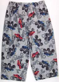 100 Monster Truck Pajamas NWT Carters Boys Fleece And 23 Similar Items