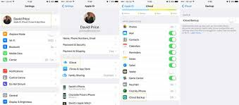 How to back up an iPhone or iPad s messages and more