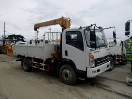 Homan Boom Truck 3.2 Tons 6 Wheller Quezon City - Philippines Buy ...