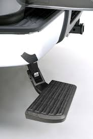 Flip It Down And Kick It Up! The Amp Bed Step For 2007-2013 Chevy ...