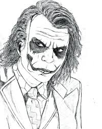 Batman Joker Colouring Pages Pics Dark Knight Coloring Lego Beyond Return Of The