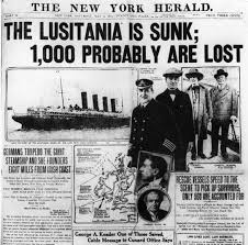 lusitania 5 questions without answers first world war hidden