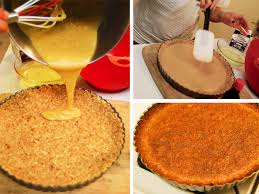 Keeping Pumpkin Pie From Cracking by Pie Food Comas