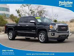 Pre-Owned 2014 GMC Sierra 1500 SLT Crew Cab Pickup In Rio Rancho ... Certified Preowned 2014 Gmc Sierra 1500 Slt Crew Cab In Fremont Used 2500hd Denali At Country Auto Group Serving Z71 Start Up Exhaust And In Depth Review Youtube Sle Mcdonough Ga Pickup Rio Rancho Road Test Tested By Offroadxtremecom Review Notes Autoweek Exterior Interior Walkaround 2013 La Fayetteville Autopark Iid 18140695 For Sale Leamington Yellowknife Motors Nt