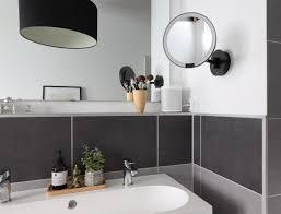 beleuchteter kosmetikspiegel mit aufladbarem akku per usb