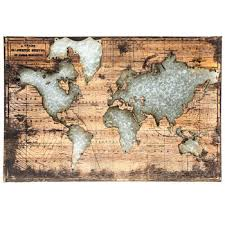 Hobby Lobby Wall Decor Metal by World Map Wood Wall Decor Hobby Lobby 1465228