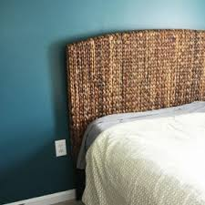 furniture eco friendly bedroom furniture with seagrass headboard
