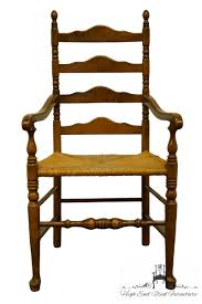 ETHAN ALLEN Antiqued Pine Old Tavern Ladder Back Dining Arm ... 6 Ladder Back Chairs In Great Boughton For 9000 Sale Birch Ladder Back Rush Seated Rocking Chair Antiques Atlas Childs Highchair Ladderback Childs Highchair Machine Age New Englands Largest Selection Of Mid20th French Country Style Seat Side By Hickory Amina Arm Weathered Oak Lot 67 Set Of Eight Lancashire Ladderback Chairs Jonathan Charles Ding Room Dark With Qj494218sctdo Walter E Smithe Fniture Design A 19th Century Walnut High Chair With A Stickley Rush Weave Cape Ann Vintage Green Painted
