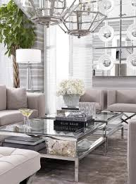 light and airy living area with eichholtz furniture modern