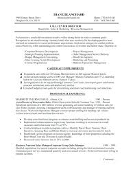 Hotel General Manager Resume Sample Pdf Hospitality