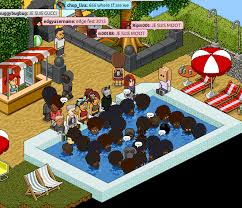 I Was In On A Habbo Raid Honoring Moots Departure Im The One