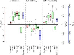 Define Carbon Sink Geography by Enhanced Australian Carbon Sink Despite Increased Wildfire During