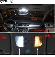 18pcs For Audi A4 S4 B6 B7 Sedan Avant 2002 To 2008 Car Led Interior ...
