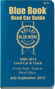 100 Used Truck Values Nada Kelley Blue Book Car Guide Consumer Edition JulySeptember