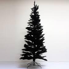 6ft Slim Black Christmas Tree by Christmas Black Christmas Tree Picture Inspirations Angel